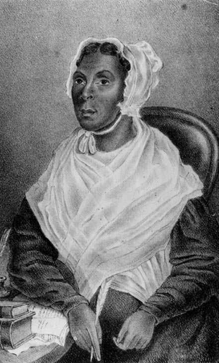 Mrs. Jarena Lee was the first black woman preacher in the A.M.E. church