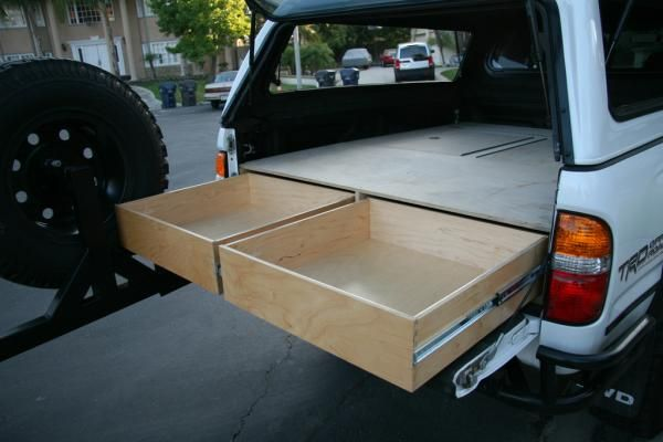 Ford Ranger Sleeping Platform Camper Truck Van Suv Camping Best Suv Ford Ranger