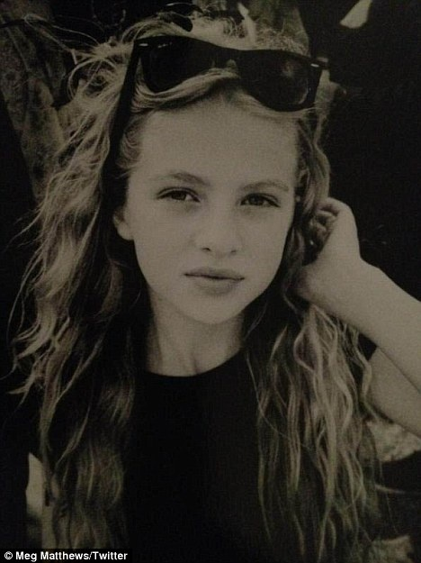Because Anais, Noel Gallaghers daughter is beaut! And shes only 11!!