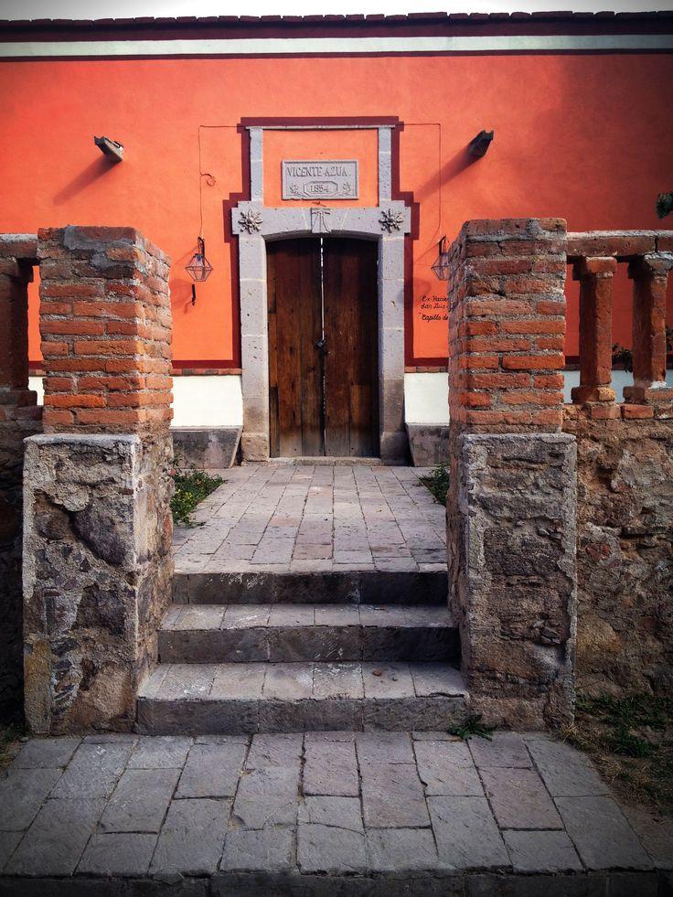 Viñedos Hacienda de Letras, Pabellón ed Arteaga, Aguascalientes.