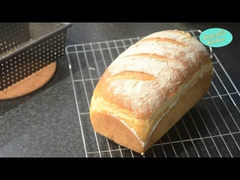 Get Baking with Paul Hollywood | White Bloomer Bread | Waitrose - YouTube