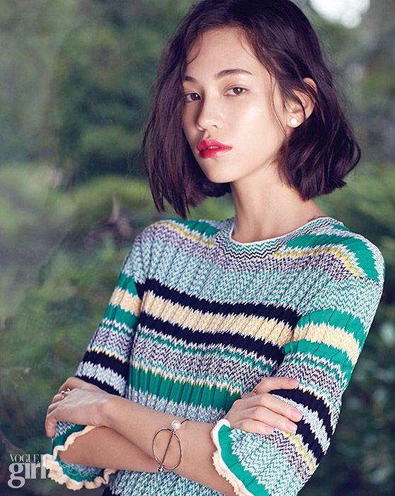 VOGUE GIRL Korea April 2015