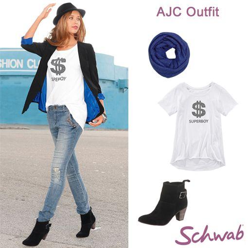 Was sagt Ihr zu unserem trendigen #AJC #Outfit?