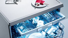 Siemens dishwasher varioDrawer