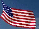 ¡Un estupendo salvapantallas de Bandera de EEUU totalmente gratuito!