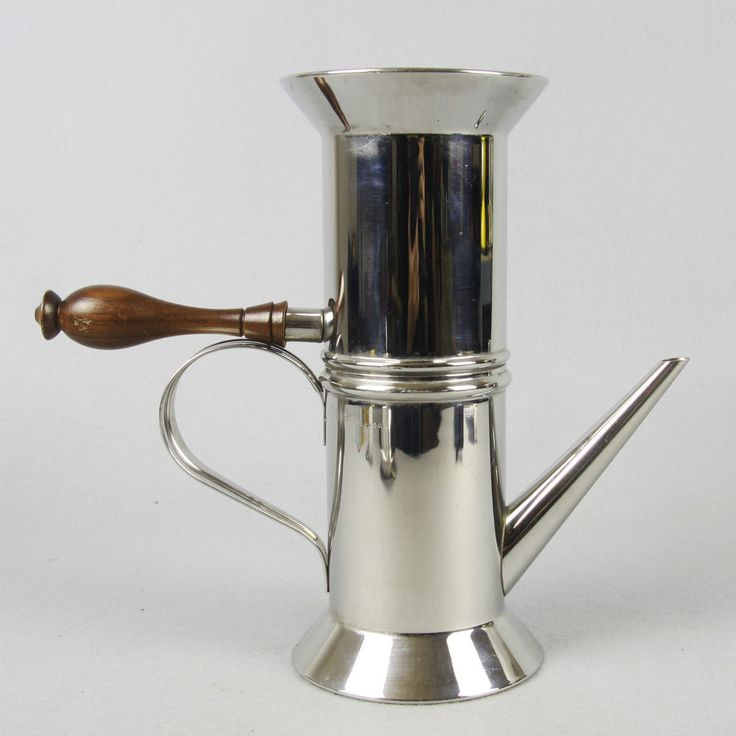 How To Use Napoletana Coffee Maker : 48 best images about Caffettiera Napoletana ? on Pinterest Naples, Stainless steel and Manual