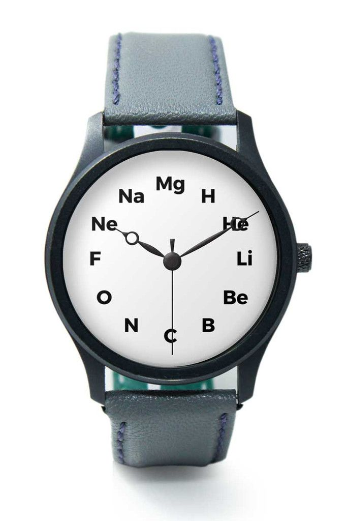 Wrist Watches India | Perodic Table Wrist Watch  Wrist Watch  Online India.