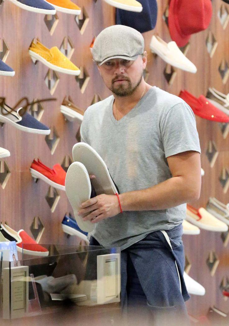 Leonardo DiCaprio vacaciones en San Bartolome