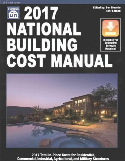 National Building Cost Manual 2017