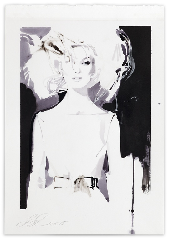 David Downton - Absolut Downton 1 / Fashion Illustration GalleryFashion Art Illustration, David Downton 4, Series Artists, Fashionillustration, Fashion Illustration, Daviddownton, Artists Enjoy, Absolute Downton, David Downtown