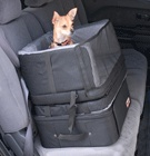 neat for pets traveling...their very own suitcase and seat for car or truck