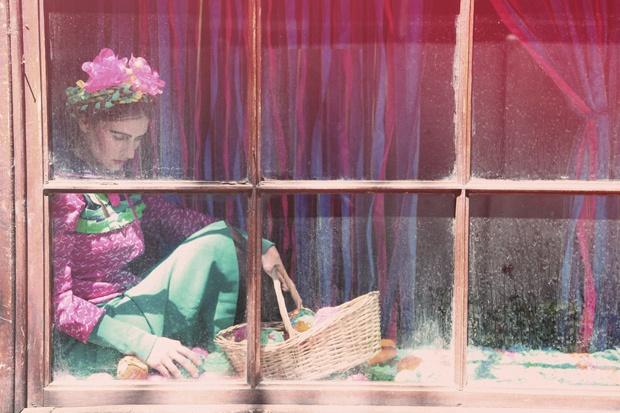 "Series Cortas: ""Todas somos Frida"" por Luis Rojas - http://www.anormalmag.cl/shuffle/todas-somos-frida-luis-rojas/"