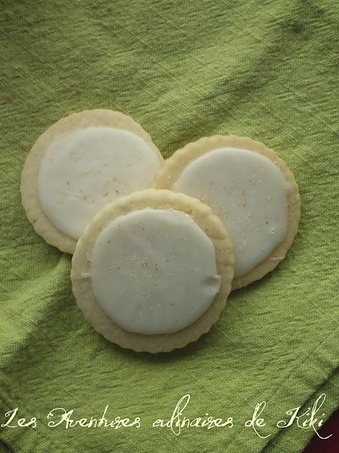 Biscuits au lait de poule