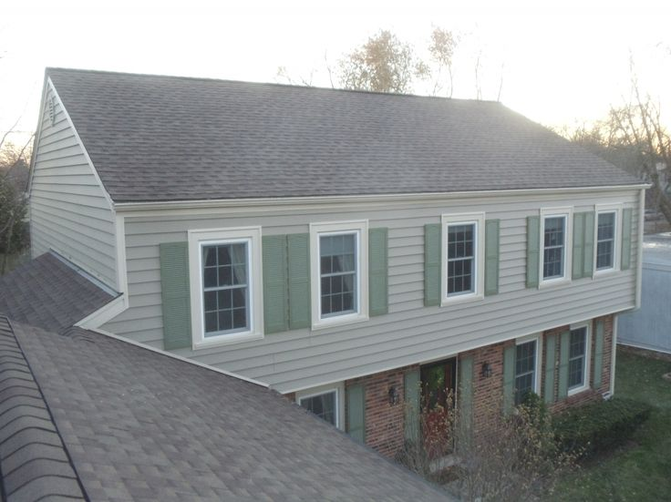 how to clean gaf roof shingles