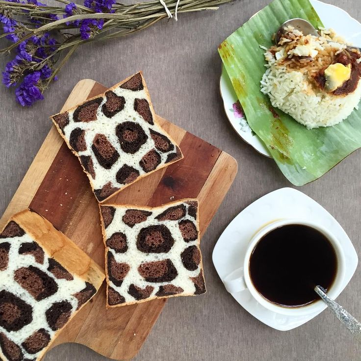 YouTube tutorial shows how to make leopard print bread with amazing recipe | Metro News
