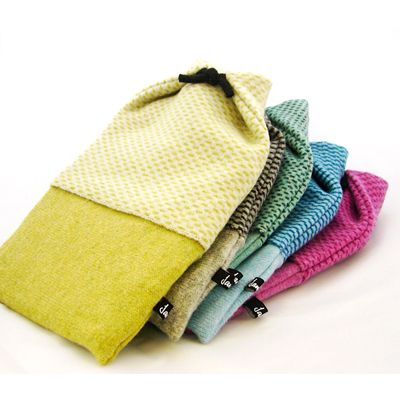 Hot Water Bottles - Janie Knitted Textiles - Handmade luxurious knitwear and textiles