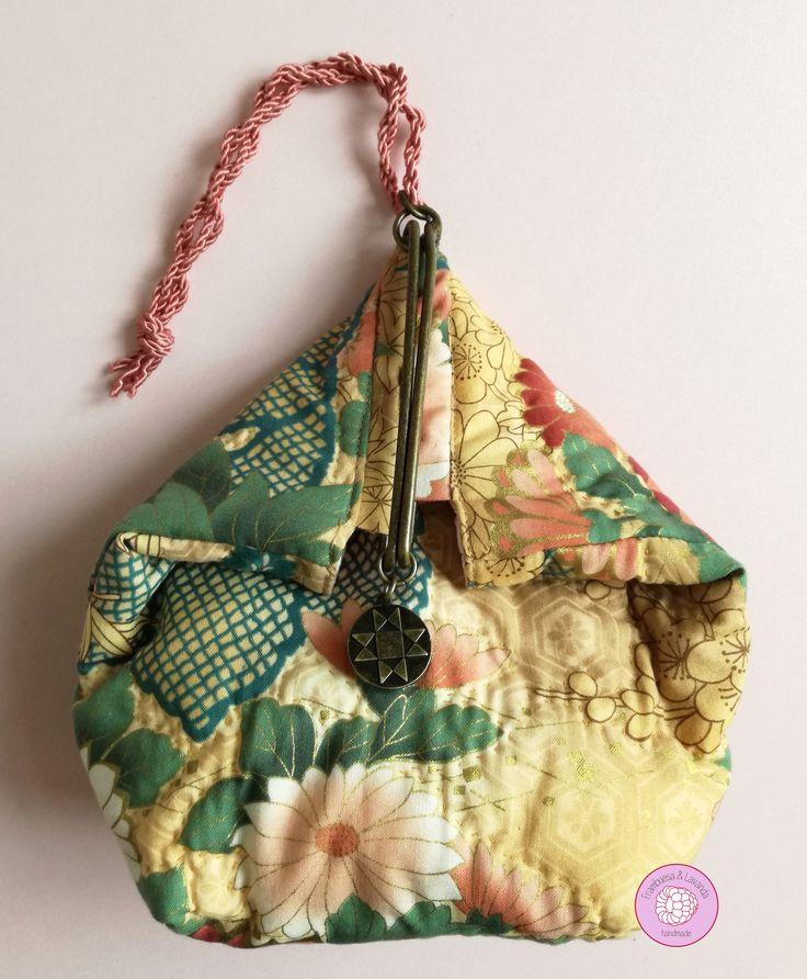 #bolso #japones #patchwork #handmade #hechoamano #boquilla #handbag