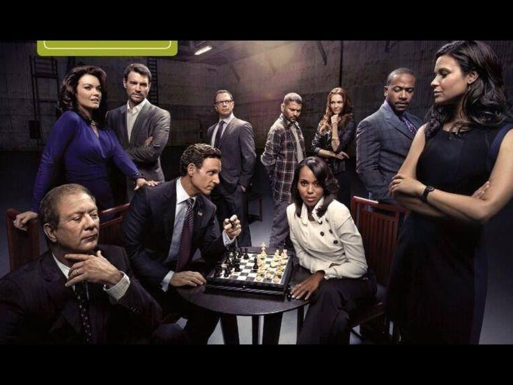 The cast Season 3
