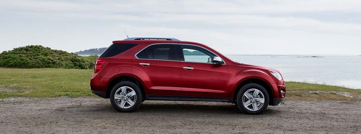2014 Equinox: Fuel Efficient SUV Crossover | Chevrolet Just doing some comparing.