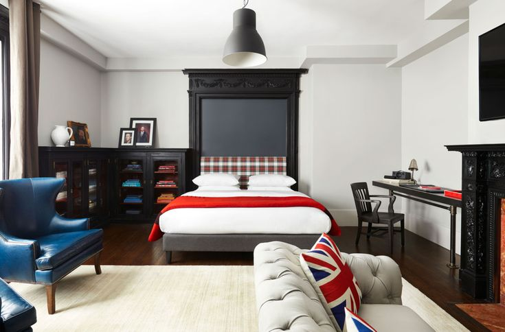 Bobbi Brown recently opened a 32-room inn in a New Jersey suburb of all places.