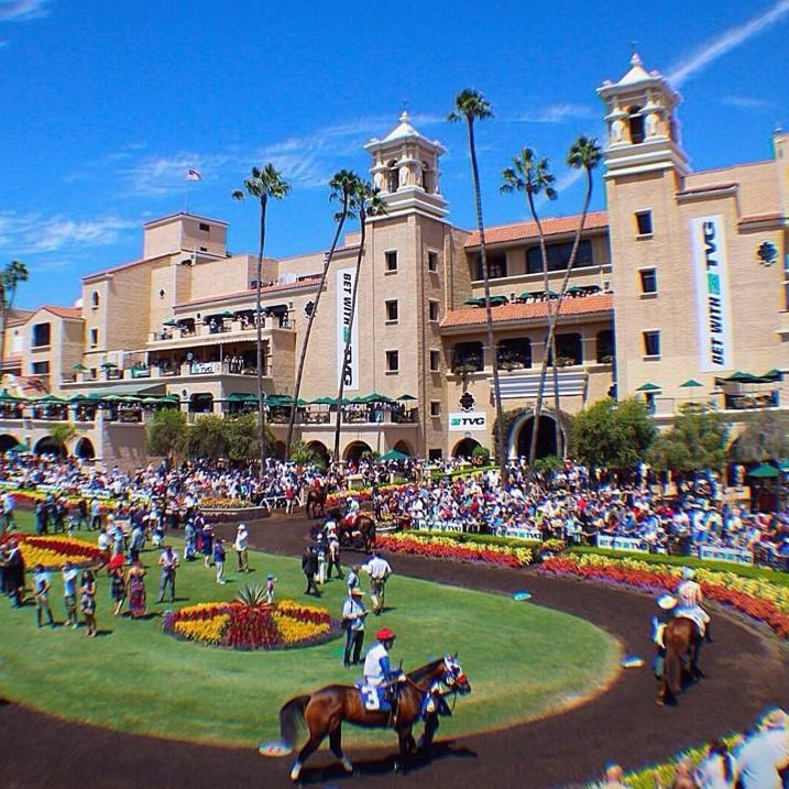 Del Mar Race Track - save the date 2016