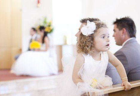 Polak Wedding Photographer: Nicole McCluskey Flower Girl Dress Designer: Rebecca Timson Wedding Gown Designers: Sam Elmslie and Rebecca Timson Beq Design