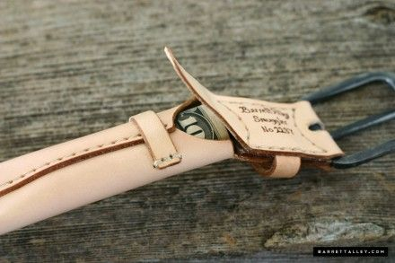 smuggler's belt... might come in handy someday.