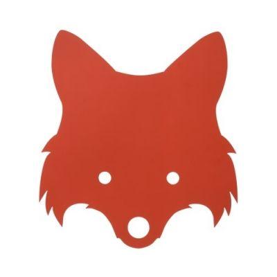 Wandlamp 'fox' red-orange Ferm Living