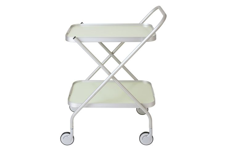 Kaymet folding trolley from Clippings   Remodelista