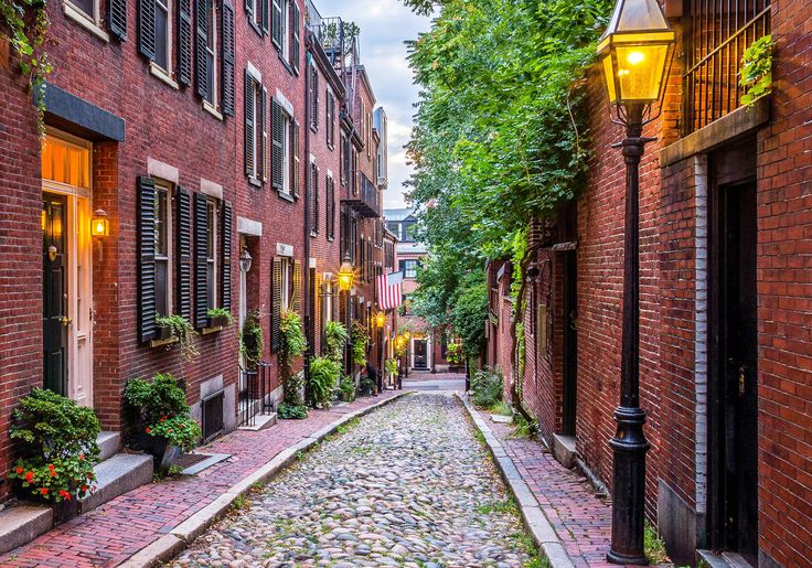 There's so more to Boston than Harvard Square... or your favorite bar.