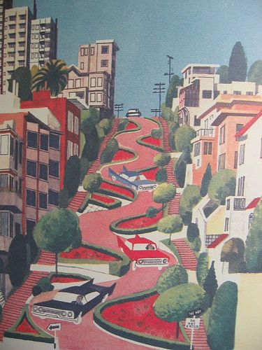 Miroslav Sasek from This is San Francisco