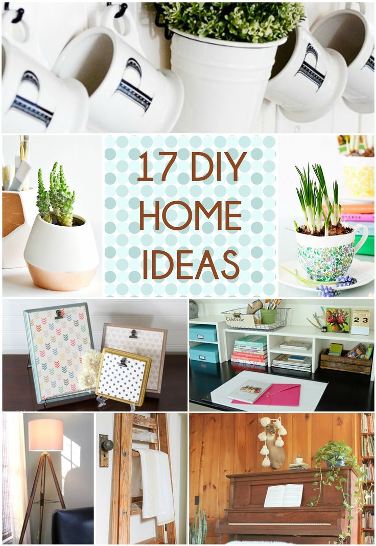 133 best DIY Home Decor Projects images on Pinterest | Decoration ...