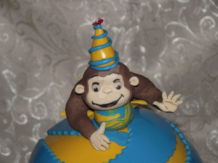 Curious George top by madwarf on DeviantArt