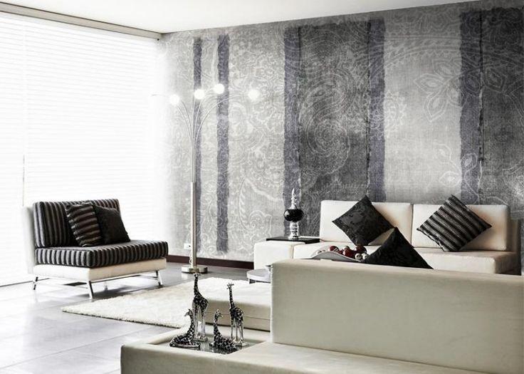 25+ best ideas about tapeten mit muster on pinterest ... - Wohnzimmer Ideen Tapete