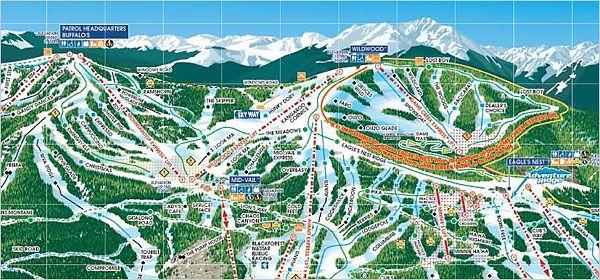 Vail, Colorado ski resort :)