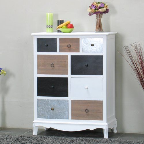 Hazelwood Home Pamplona Chest Of Drawers Products In 2019 Chest Of Drawers Drawers Wood Drawers