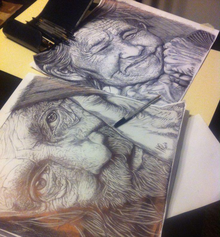 Dibujos Manuel Peris