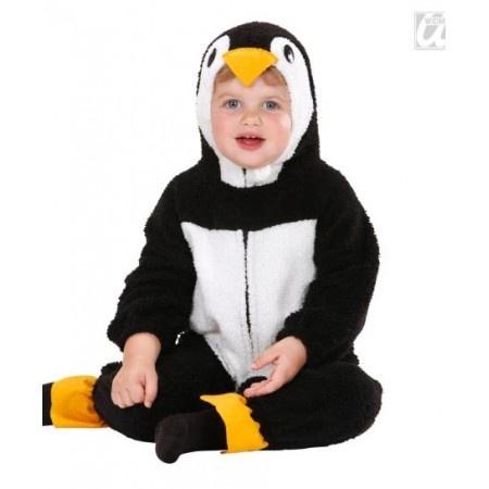 #Disfraz de #Pinguino para #Bebe     con capucha     Composición: Dacha
