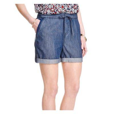 Shop Spring: Joe Fresh Roll Hem Short - $24