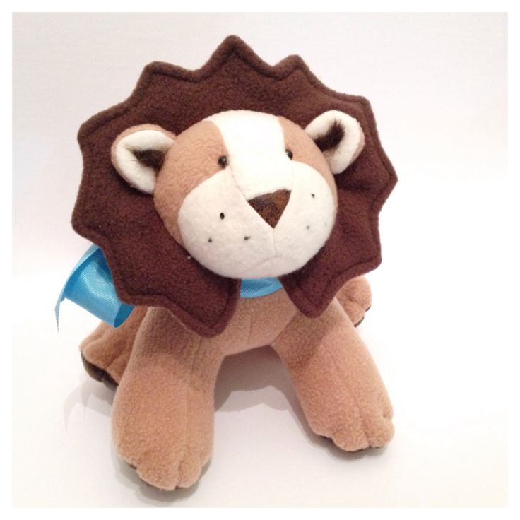 Larry the Lion will be waiting for adoption at the show. little Luckies booth 96  www.facebook.com/littleluckies2