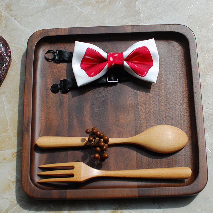 Мерлин Мерлин мода красный фарфор серии свадебный галстук галстук горшок мода в Западной Европе партии подарок бесплатная доставка па-Таобао