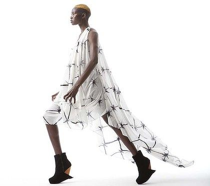 An experimental wardrobe | Alistair Trung | fashion , Glenmore Road Paddington