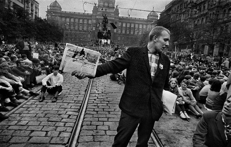 Il '68 in Cecoslovacchia: l'inverno sovietico e la Primavera di Praga