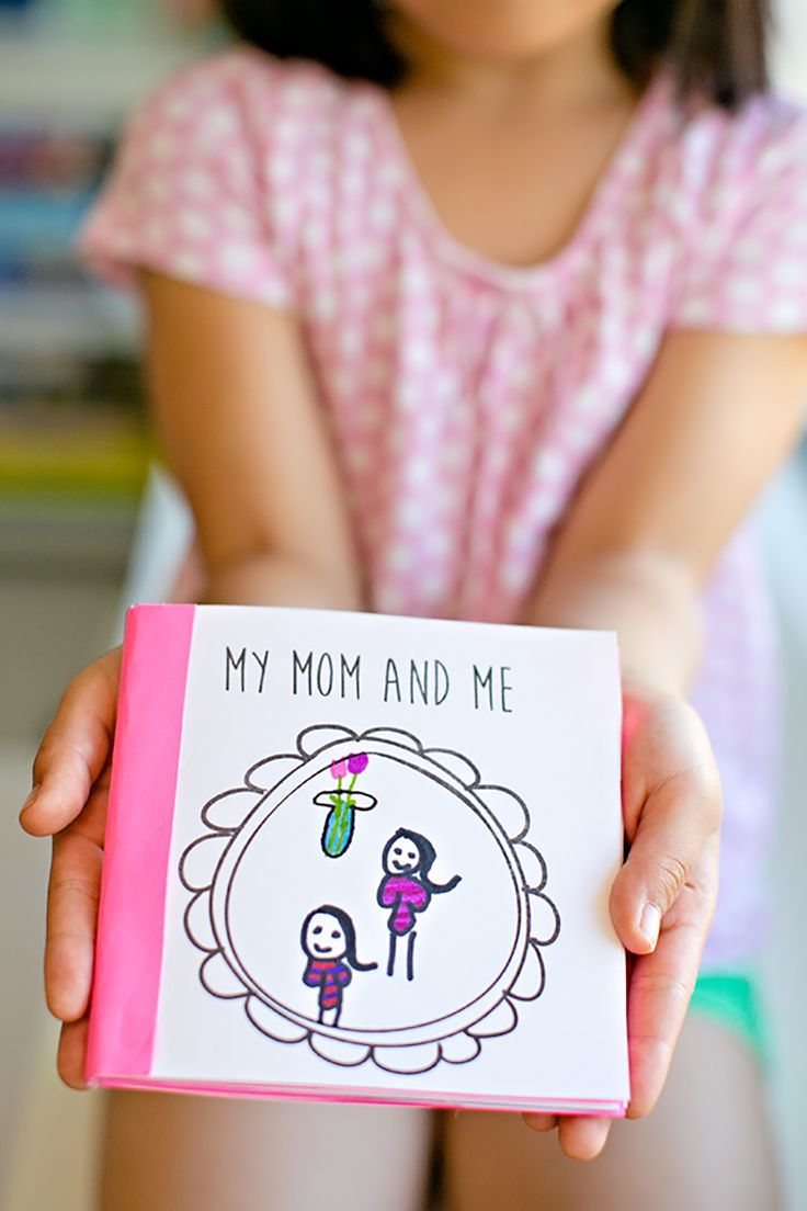 Printable Mother's Day Book