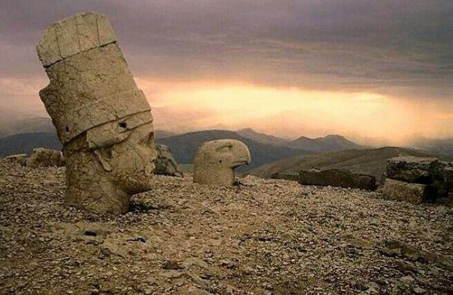 Adıyaman Nemrut Dağı