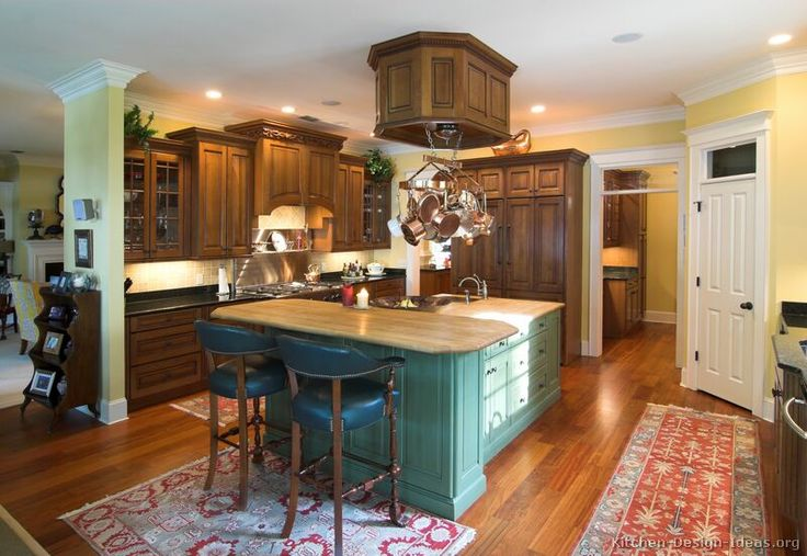 92 best images about two tone kitchens on pinterest for Two tone kitchen designs