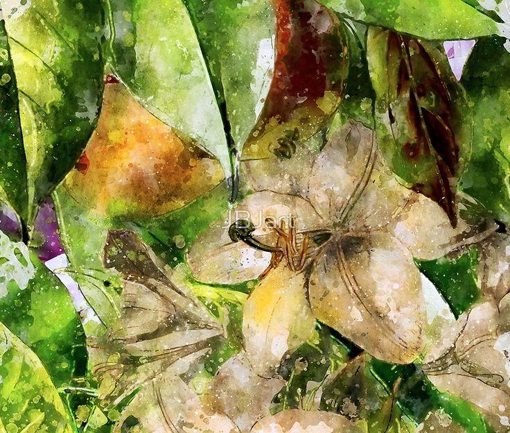 flowers pattern 33 #flowers #flora #pattern