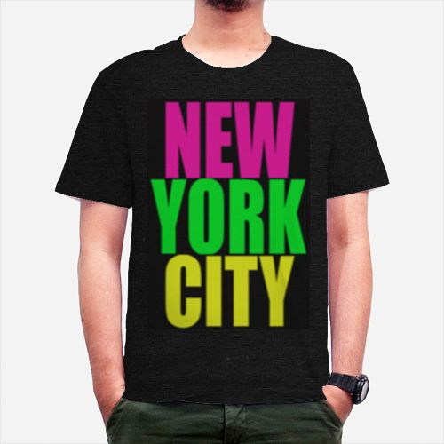 Glee_New York City dari tees.co.id oleh American_British_Colaboration