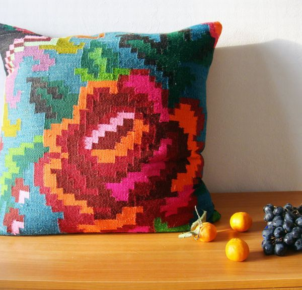 traditional romanian cushion covers