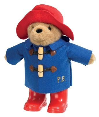 The Gorgeous Classic Paddington Bear in Boots. £18.95 Order online at https://www.sayitbaby.co.uk/Classic-Paddington-Bear-in-Boots-p/pdb-ted04.htm